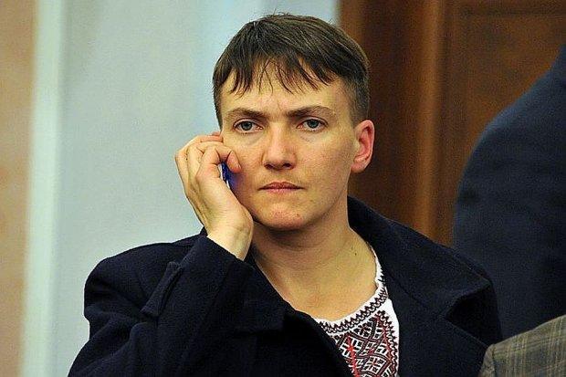 «Проголосуйте опять за Порошенко»: Савченко сделала скандальное заявление, обратившись к украинцам