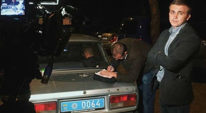 Избили журналистов на свадьбе Луценко: «продажная фемида». Финал скандального дела
