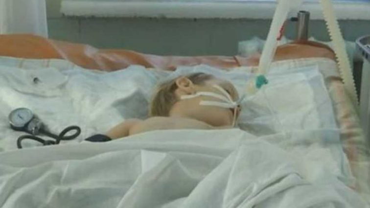 «Чупа-чупс» доказал ребенка до комы: леденец едва не убил маленького мальчика