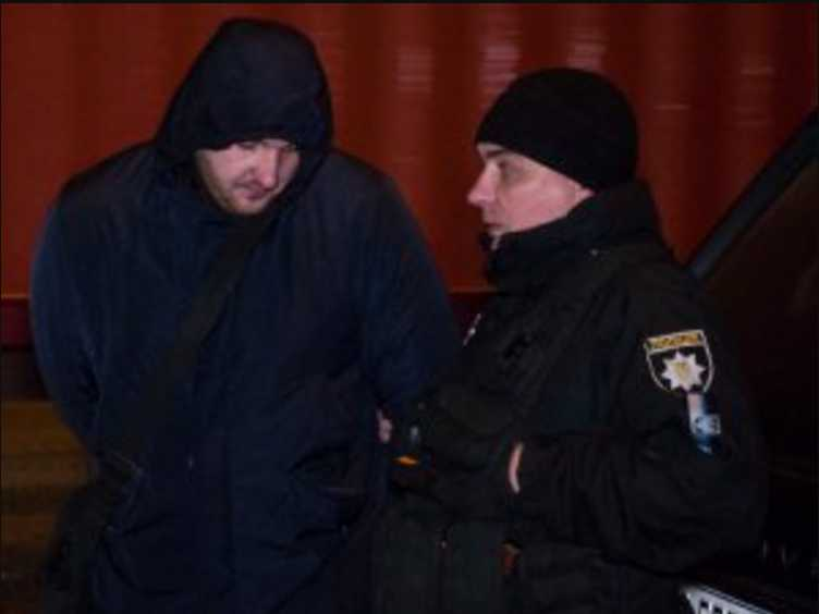 «Пили шампанское и показывали ягодицы»: Полиция задержала наглых водителей
