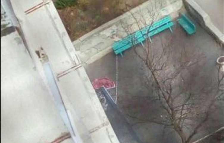 Оставила записку и «вышла» в окно: школьница покончила с жизнью из-за парня