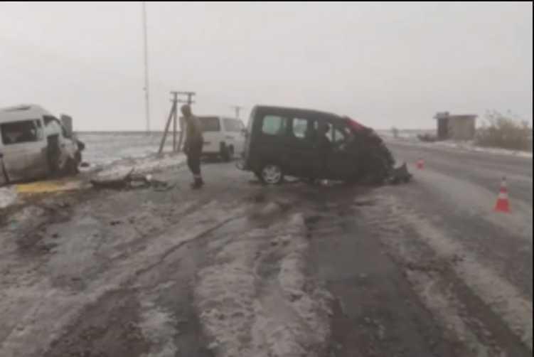 Ужасное ДТП на Запорожье: целая семья оказалась в больнице