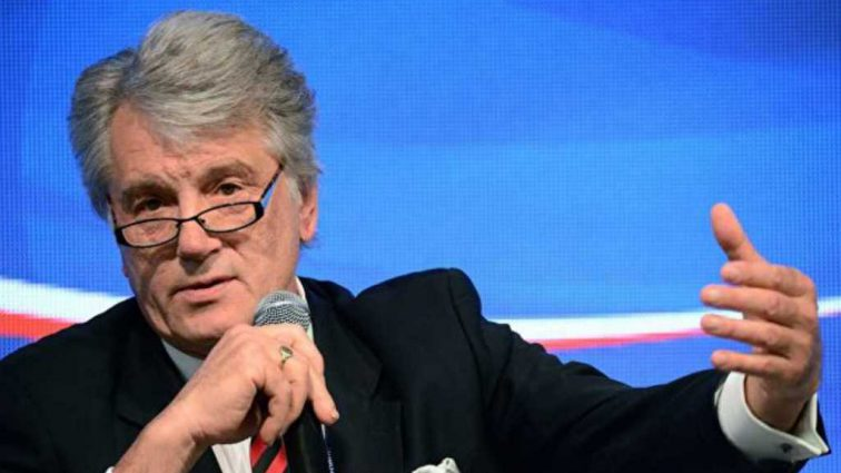 Сорвал патриарх РПЦ! Ющенко сделал скандальное заявление