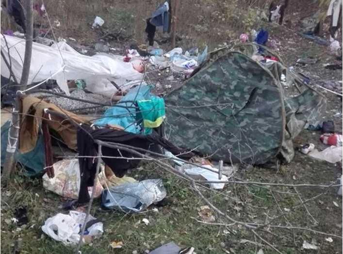 Начал бить деревянной палкой: мужчина до смерти замучил бездомного