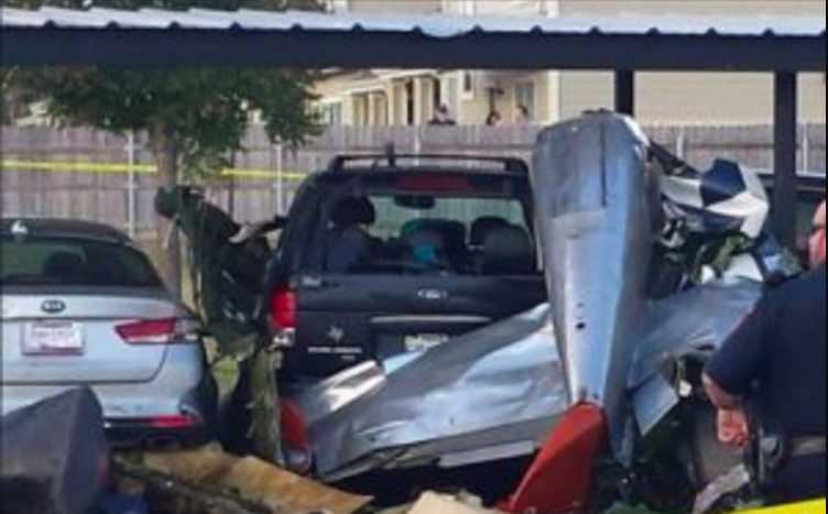 «Двое погибших и множество обломков»: Разбился военный истребитель
