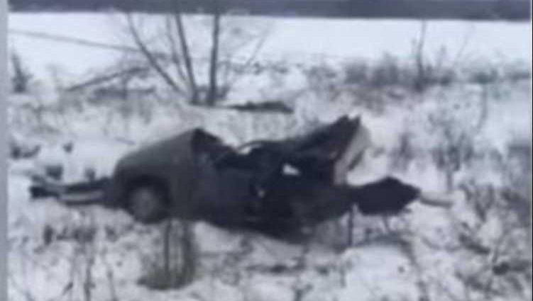 Авто разорвало на две части: в жуткой ДТП на украинском трассе погибли 2 человека