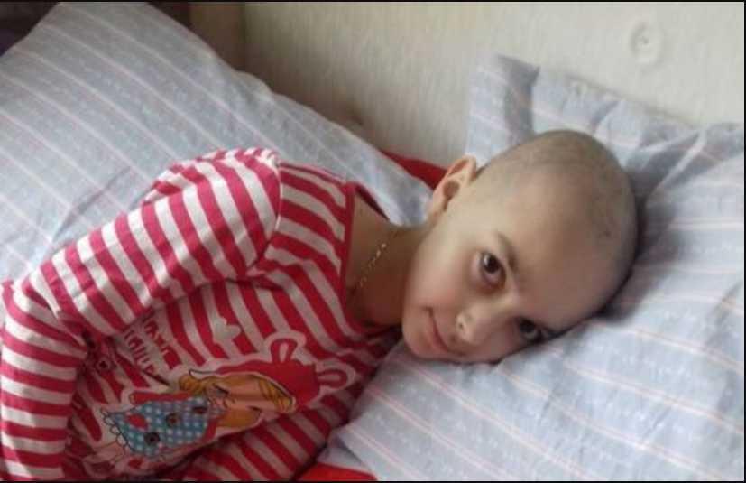 У девочки обнаружили страшную болезнь: срочной помощи нуждается Маша Лихолай