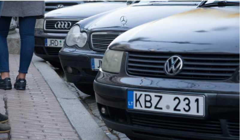 Уже завтра: законы о «евробляхах» вступят в силу, что нужно знать