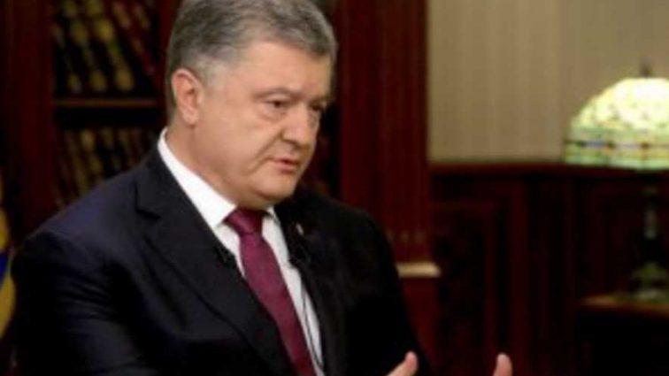 Снова обещает! Порошенко за минуты организует защиту Украины