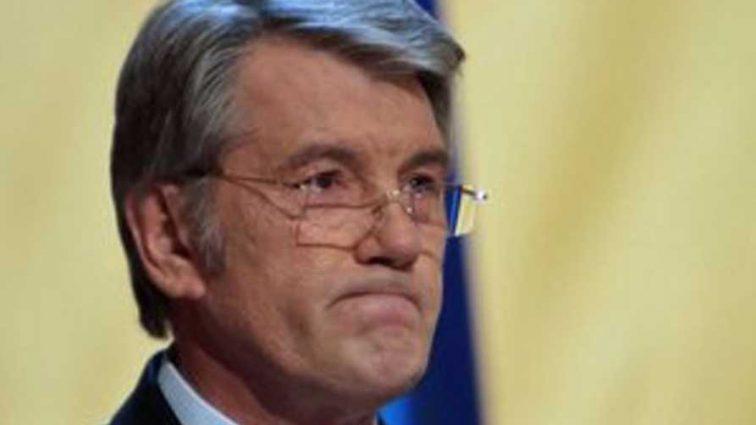 Я призываю всех соотечественников! Ющенко обратился к украинцам и кое-что попросил