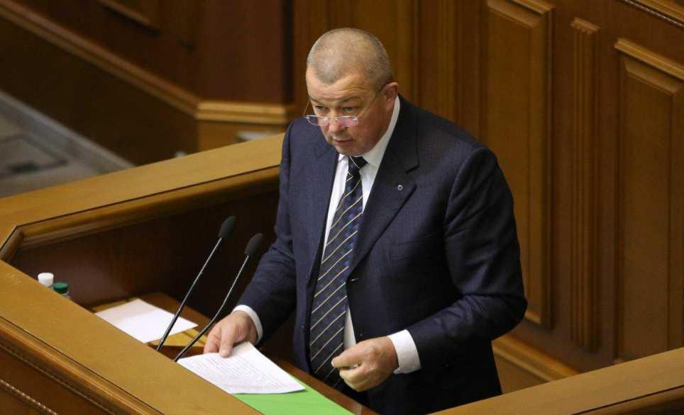Это полный «бред»! Депутат Паламарчук прокомментировал информацию СМИ о своей возможной причастности к убийству Гандзюк