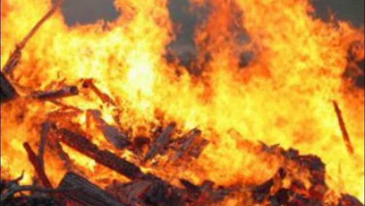 «Крики детей было слышно всю ночь»: В жутком пожаре погибла вся семья