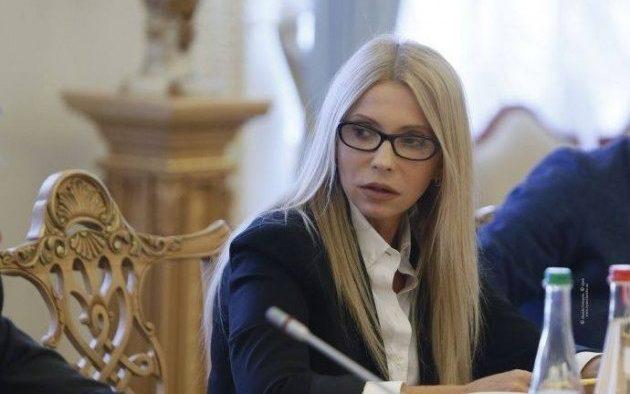 Переписал своему массажисту лицензии на добычу украинского газа: Тимошенко обвинила Порошенко в масштабной афере