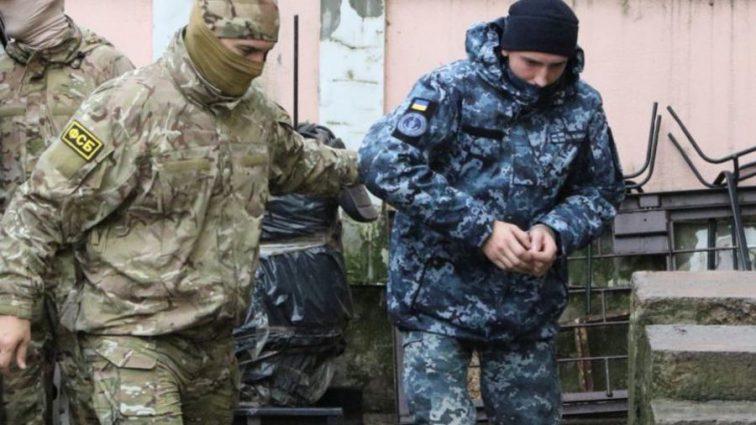 В Крыму решили судьбу захваченных украинских моряков: подробности