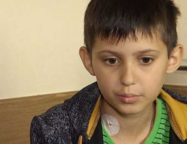 Единственный шанс на спасение: Семья 11-летнего Дениса просит о помощи
