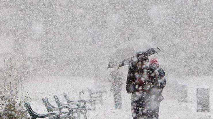 Снег и гололед охватит Украину: прогноз погоды на 28 ноября