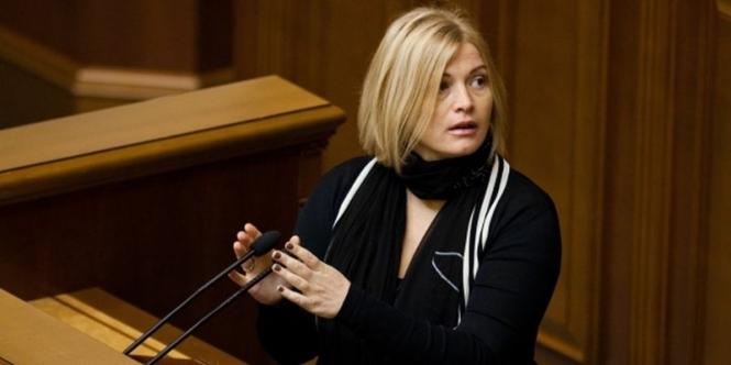 Скандал в Верховной Раде: Геращеко набросилась на нардепа от «Батькивщины»