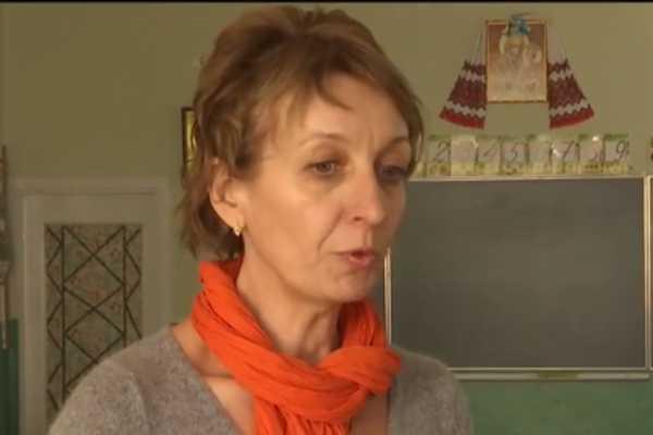 » Никто не будет бл * вотину собирать! » Скандал вокруг учительницы во Львове разгорелся с новой силой