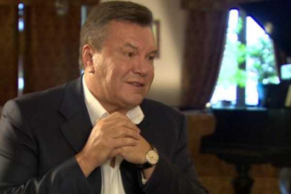» Не может двигаться «: Адвокат Януковича прокомментировал его состояние