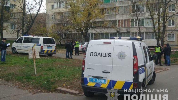 Под домом возлюбленной: в Киеве парень подорвался на гранате