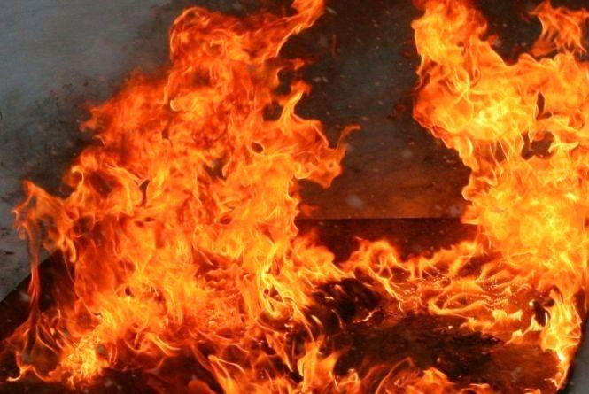 На пепелище нашли обгоревшие останки: во время пожара погибла женщина