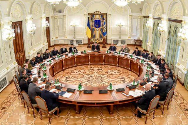 Последний день военного положения: СНБО собирается на экстренное заседание