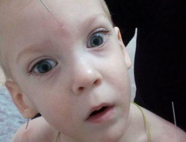 Совершите новогоднее чудо для Егора: ребенку требуется дорогостоящее лечение