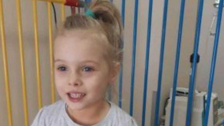 Помогите спасти жизнь ребенка: Немедленная помощь нужна 3-летней Софийке