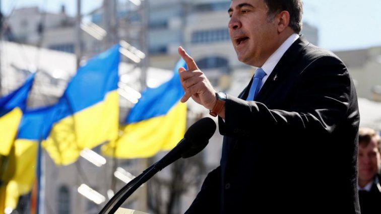 Не пустит не только Порошенко: Саакашвили дали печальный прогноз в Украине
