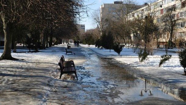 «Лужи и снежная каша» Прогноз погоды на 4 декабря