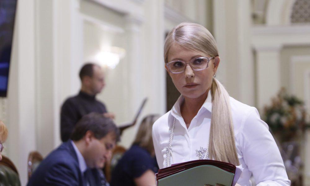 «Тимошенко ездила в Иерусалим и просила не давать Украине томоса», — Ющенко ошалешив заявлением
