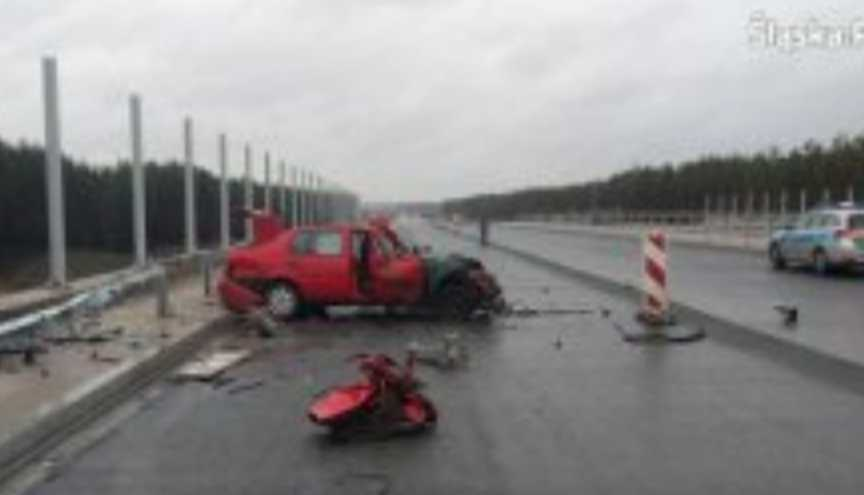 Роковая ДТП в Польше: погиб украинец, первые подробности