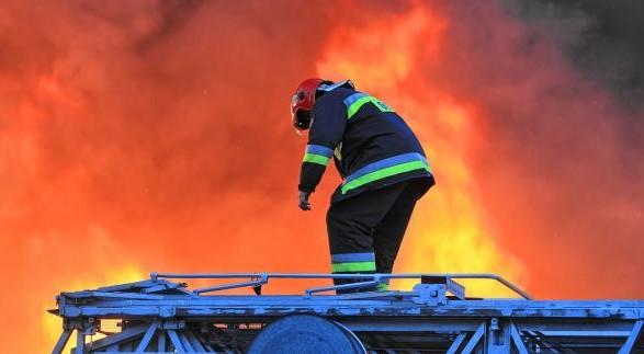 Рождественская трагедия в Польше: В жутком пожаре погибли шесть человек
