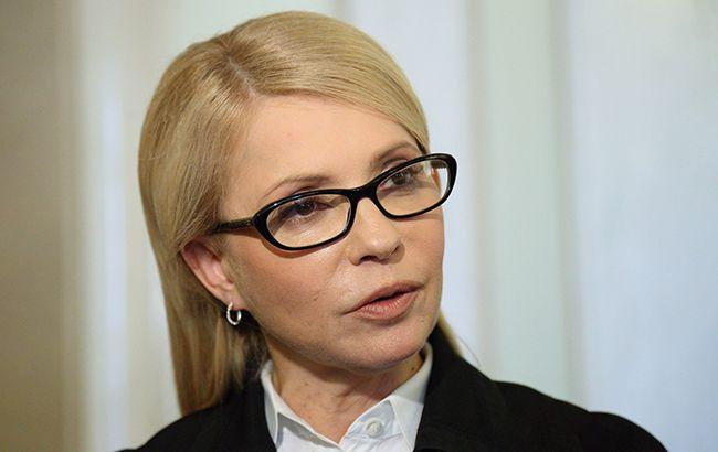 Вся в бабушку! Тимошенко впервые показала внучку