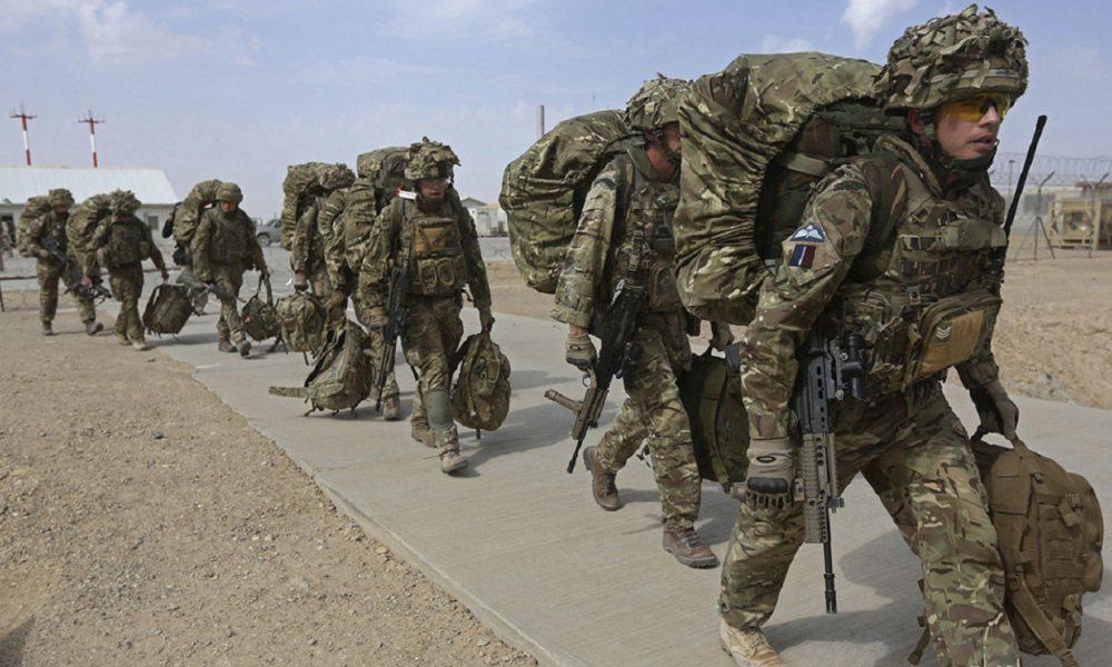 Британские военные готовятся к отправке в Украину: что происходит