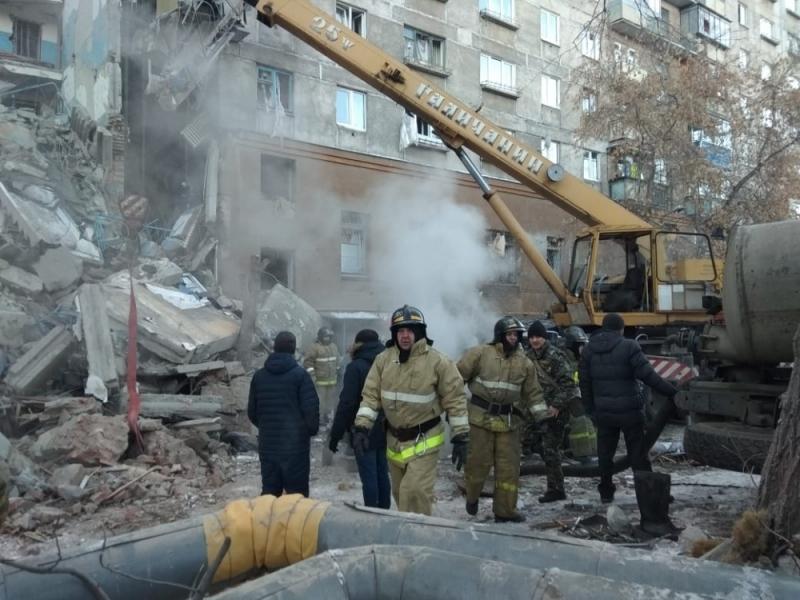 » На живых не ожидаем »: медики сделали страшную заявление о взрыве в жилом доме
