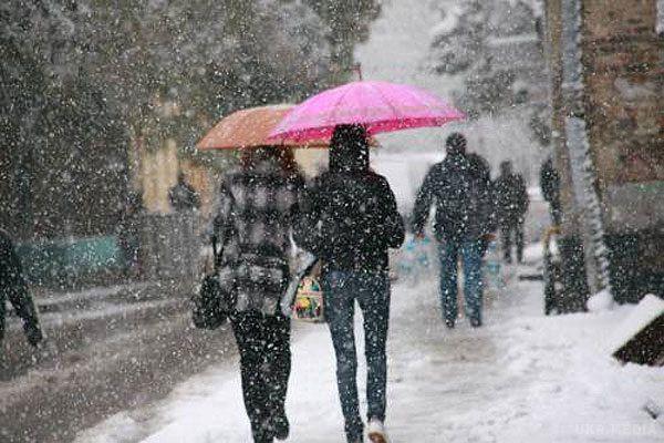 Снегопады и штормовой ветер: Погода на 14 декабря