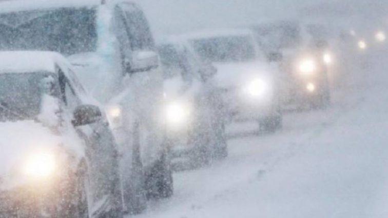 Снег с дождем накроет Украину: Прогноз погоды на 23 декабря
