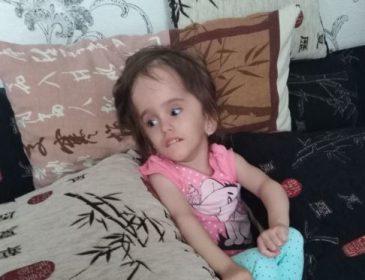 3 месяца находилась в реанимации: Подарите Софийке счастливое будущее