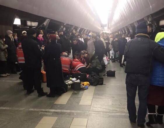 Трагедия в столичном метрополитене: Внезапно умерла 9-летняя девочка