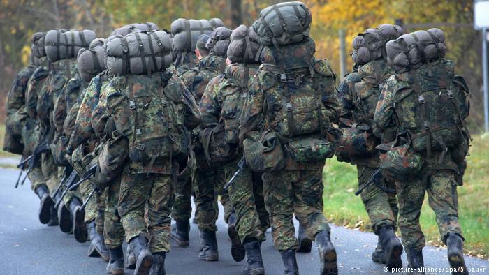 НАТО готовится к режиму «повышенной готовности». Германия возглавляет операцию!