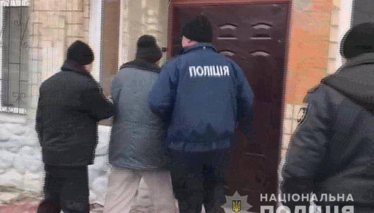 В Одесской области тесть спьяну чуть не убил зятя
