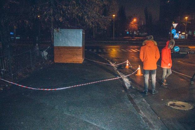 Студенты КПИ посреди ночи устроили бойню со стрельбой: есть жертвы
