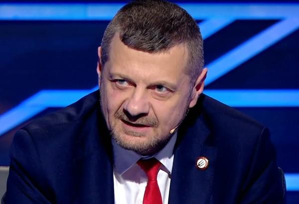 » Набил морду врагу! »: Мосийчук жестко высказался о драке с » кремлевским пропаганд * ном »