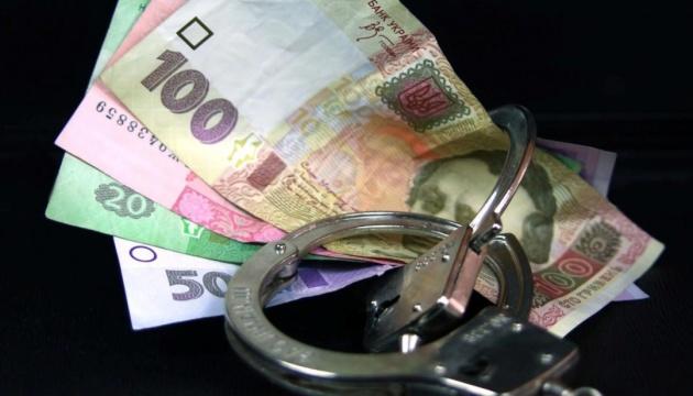 В Запорожье на взятке поймали начальника полиции