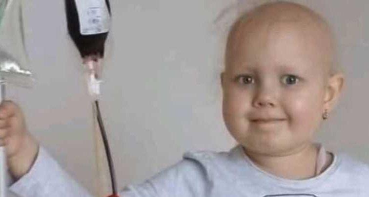 Родители Юли летом похоронили сына: помогите спасти жизнь дочери