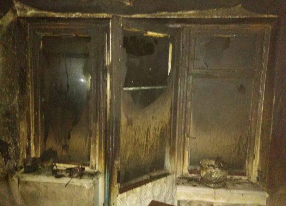 Женщина с 6-летним ребенком угорели в заброшенной квартире
