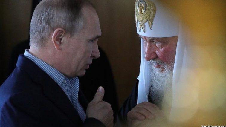 Вот к нам такие паломники и приедут! Стало известно, что может устроить Путин, через Томос