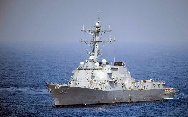 Эсминец США дал урок россиянам в заливе Петра Великого: вызов брошен