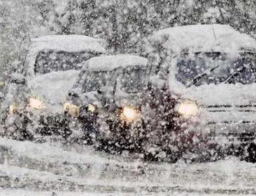 Штормовой ветер и снегопады: завтра Украину накроет непогода